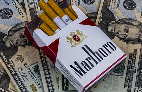 World's second largest tobacco company says to quit smoking