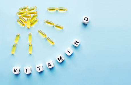 Large Study: No Link Between Vitamin D, Lung Cancer Risk